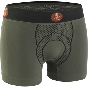 FOR.BICY Urban Life Boxershorts with Pad Men Sage Green/Anthracite